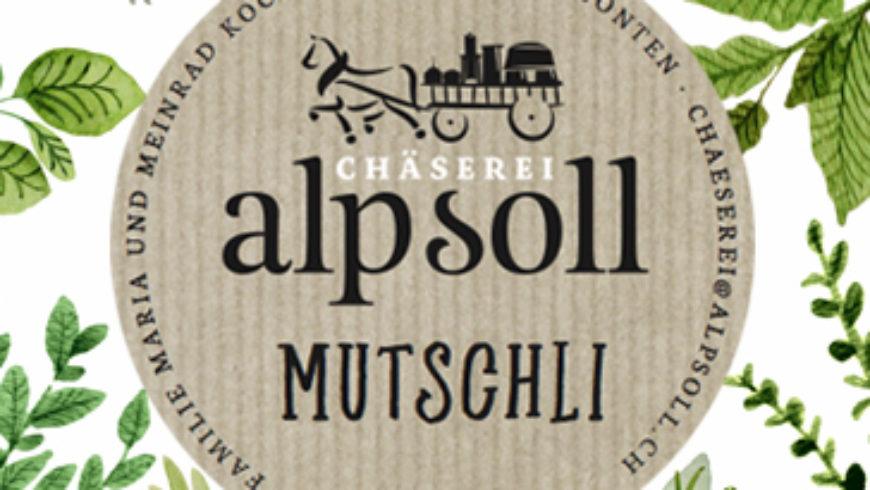 Alp Soll Alpsommer Mutschli